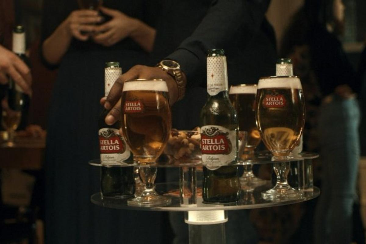 BART(Bartending Automated Robotic Technology) is designed to lend a hand at parties
