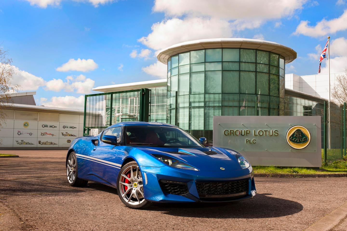 With this special edition celebrating a major milestone in the history of Lotus, the Evora itself also marked a turning point for Lotus