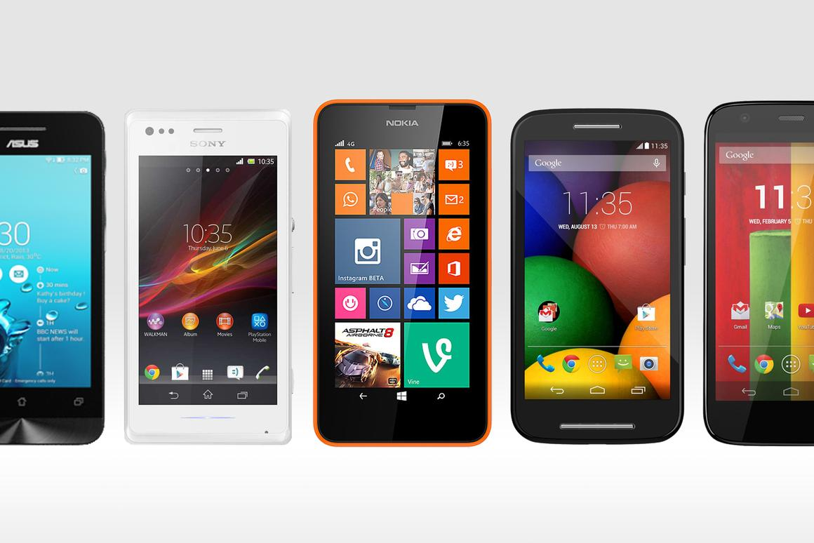 Read on as Gizmag takes a look at five budget yet capable smartphones