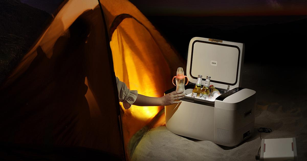 The iFreezer Go20 isn't sized to be the main coolerfor extended trips, but it should prove functional for shorter camping trips