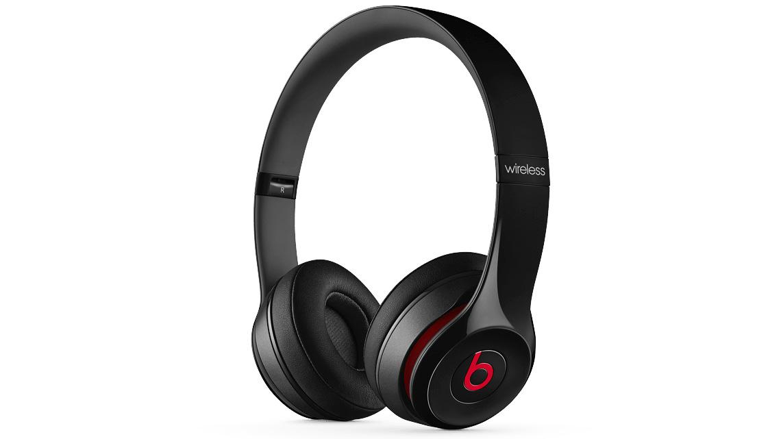 Beats unveiled its first product in the Apple era, the Bluetooth-enabled Solo2 headphones