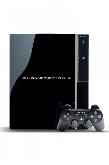 The 160GB PS3 has an RRP of €449 in Europe and US$499 in the US, and features Playstation Network content, a Blu-ray Disc player, DUALSHOCK3 wireless controllers, video chat and online play.