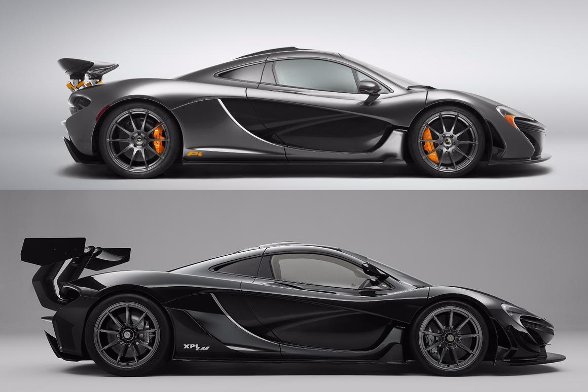 Mclaren P1 Lm >> Mclaren P1 Lm Sets Nurburgring Record Then Drives Home
