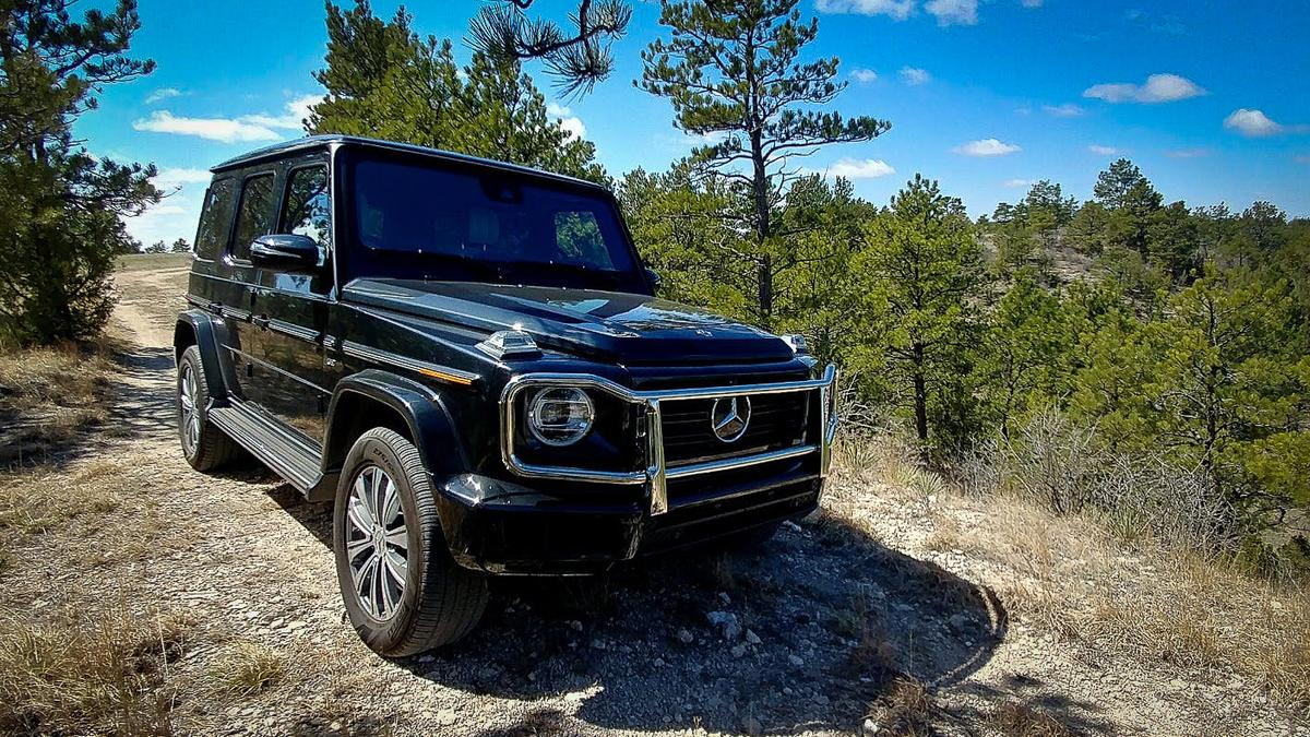 Although the Wagen received multiple updates over its first-generation of production, it wasn't until 2018 that Mercedes announced a second-generation