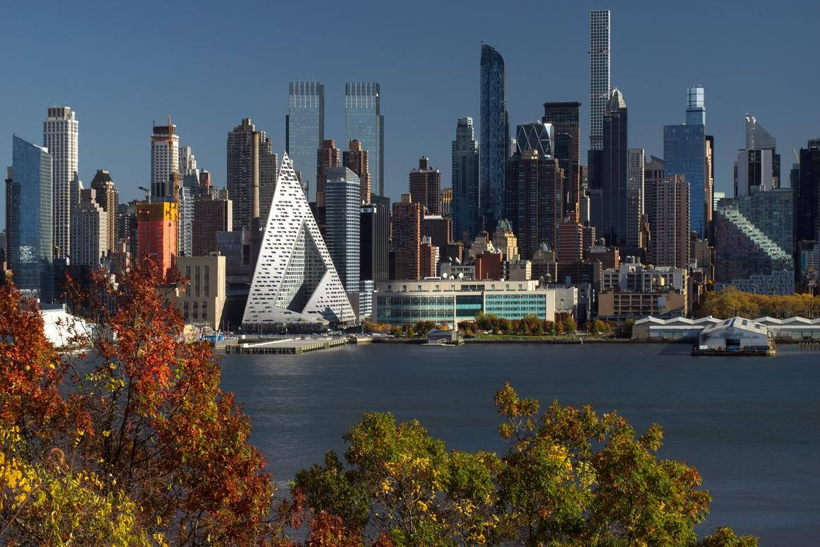 Via 57 West is just the latest in a series of US-based projects by the Bjarke Ingels-led firm