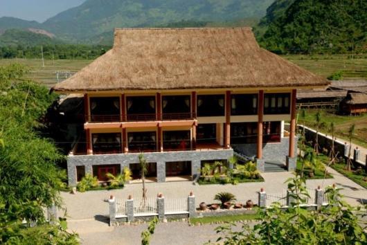 Mai Chau lodge Vietnam