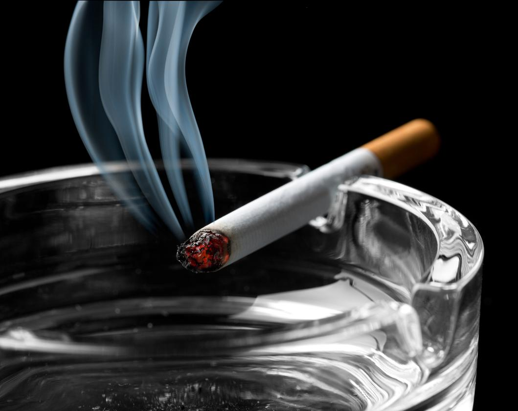 Scientists have created what they claim is the world's first secondhand tobacco smoke sensor that records data in real time (Photo: Shutterstock)