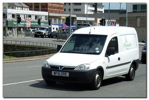 ADDZEV Plug-in Hybrid Retrofit kit was developed using a standard Vauxhall Combo van