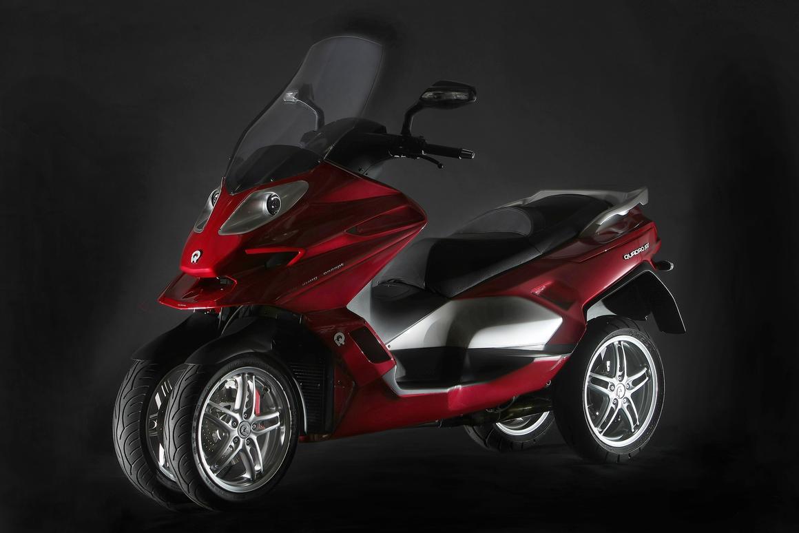 Quadro's four wheeler