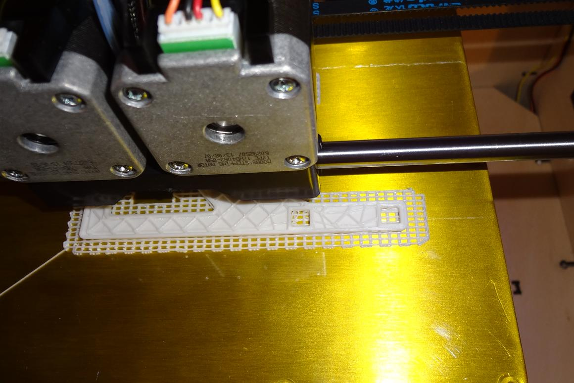 The FlashForge Creator and the practicalties of 3D printing