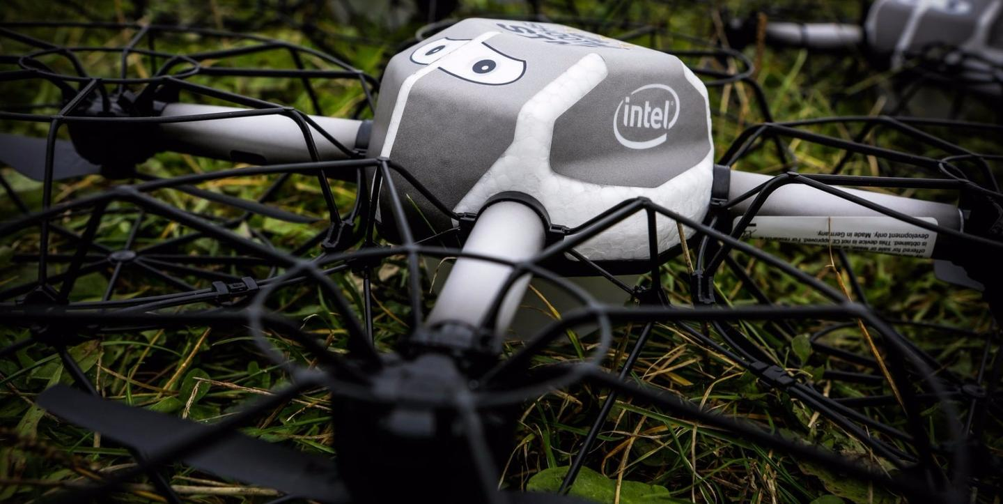 Intel appears to have no plans actually sell its Shooting Star drone