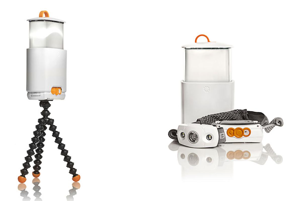 Gorillatorch Switchback - LED lantern and headtorch combo