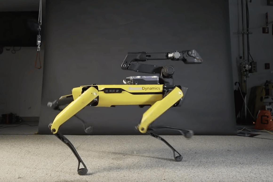 Boston Dynamics' Spot can now dance, twerk, and do the