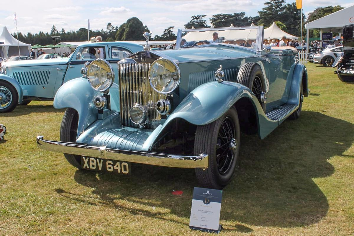Held at the UK's Blenheim Palace, this year's Salon Privé features the Chubb Insurance Concours d'Elégance and the Salon Privé Supercar Show, as well as a number of debuts