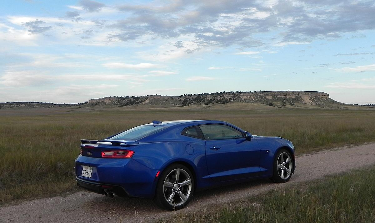 The 2016 Chevrolet Camaro is lighter, more efficient, and surprisingly economical