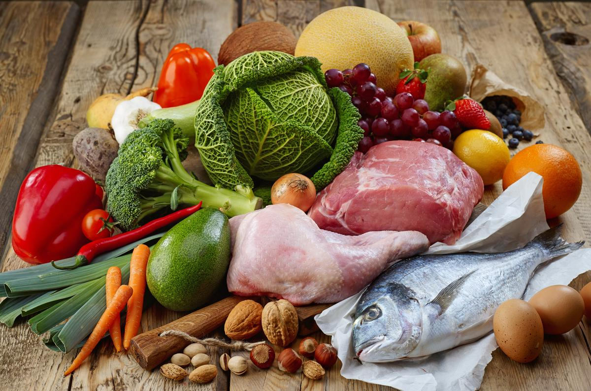 The lack of whole grains in the paleo diet could be particularly problematic