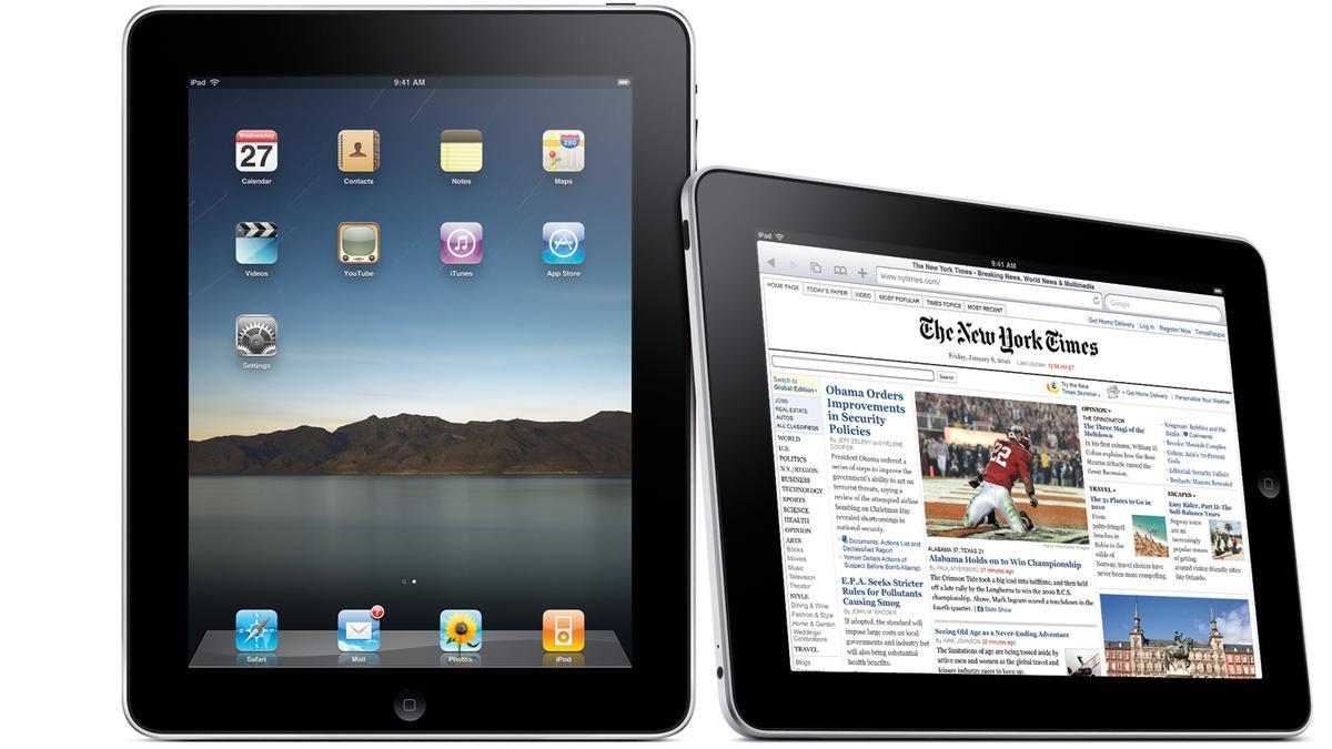 Apple's US$500 iPad