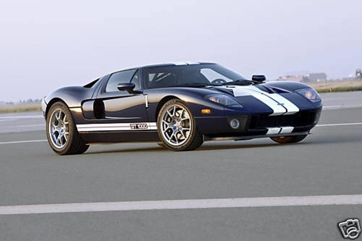 The world's fastest Ford GT: up for sale on eBay.
