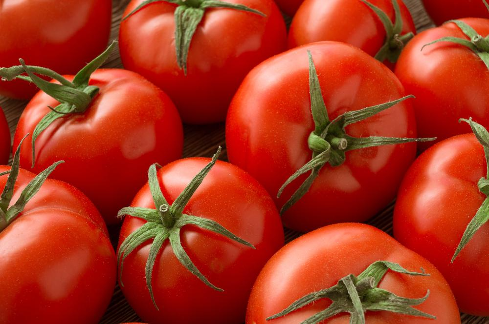 Heat treating fresh tomatoes gives them better flavor