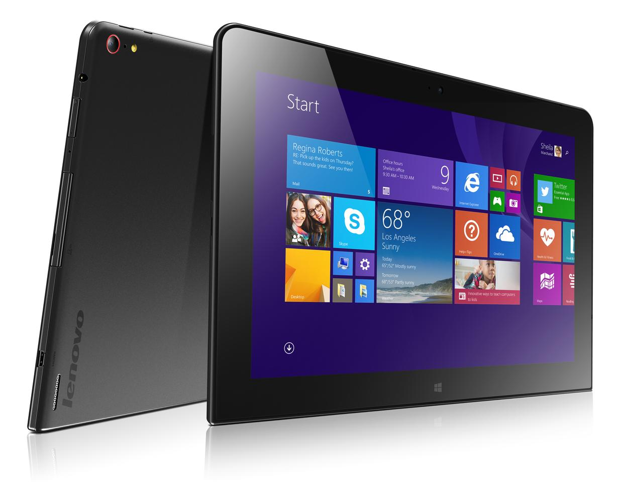 Lenovo's ThinkPad 10 business tablet