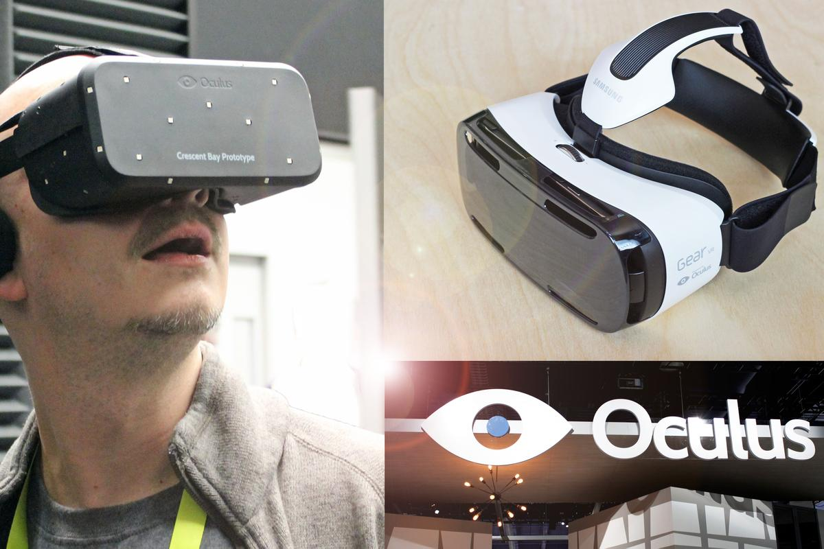 Gizmag looks at the burgeoning future of Oculus' virtual reality (Photo: Will Shanklin/Gizmag.com)