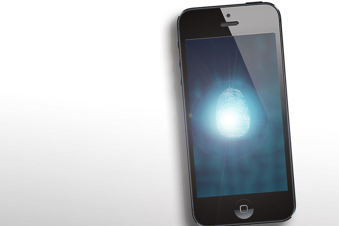 An analyst with a proven track record sees the iPhone 5S arriving in June or July (fingerprint image: Shutterstock)