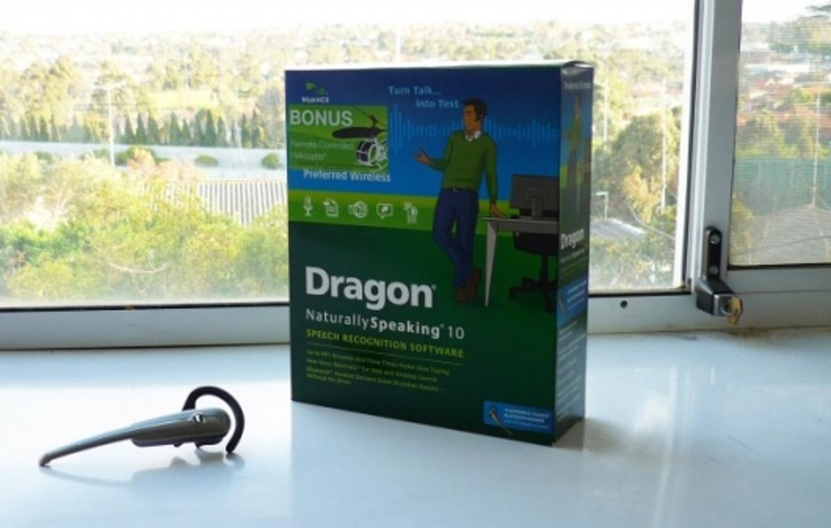 Dragon NaturallySpeaking 10 Preferred Wireless: an honour to goodness wife shaver if you having rubble typing.