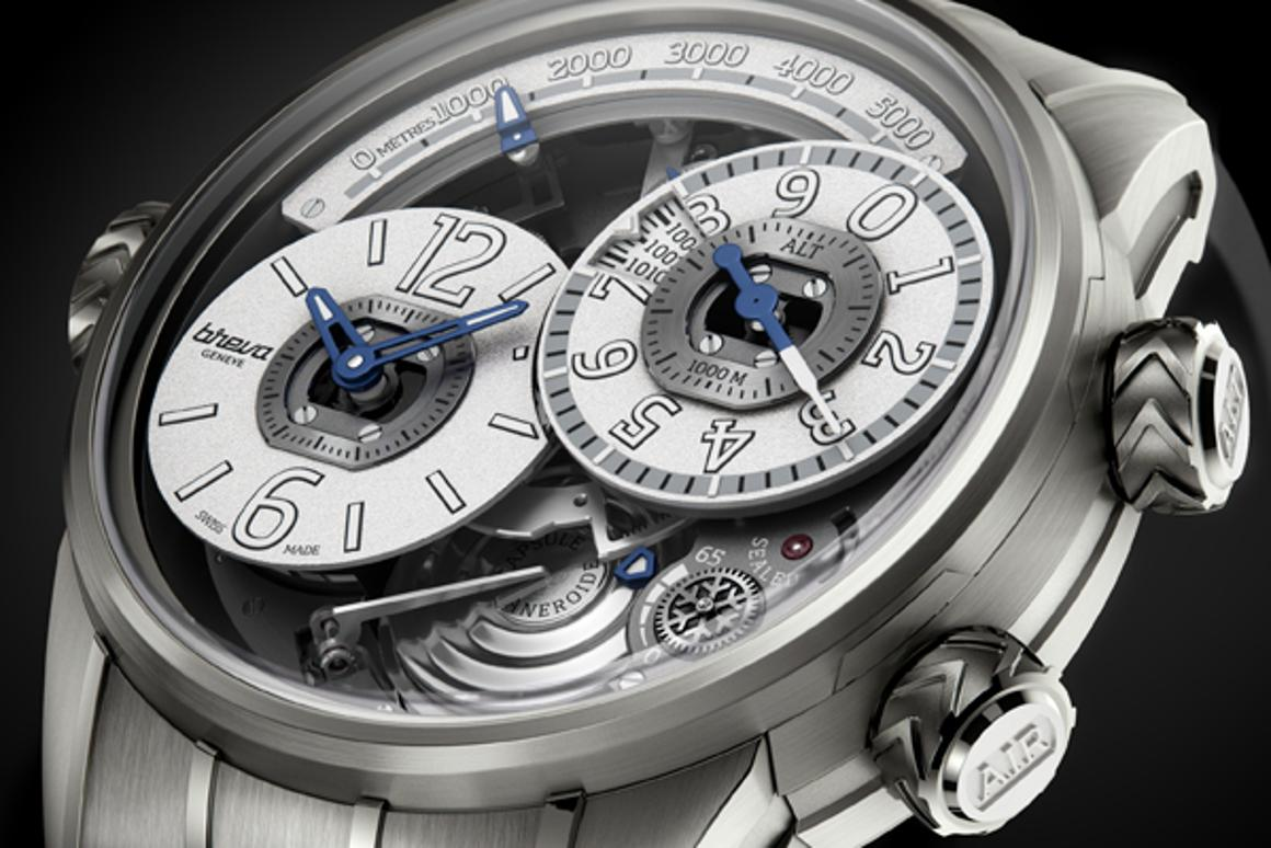 The Génie 02 Terre is available in metric or imperial measurements
