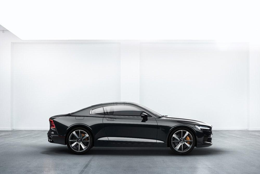 Volvo's Polestar 1 grand tourer is expected to hit the streets in 2019