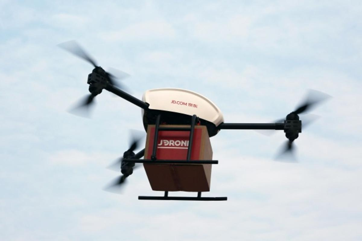 Chinese retailer JD.com has secured 30 acres of designated airspace to test its drones