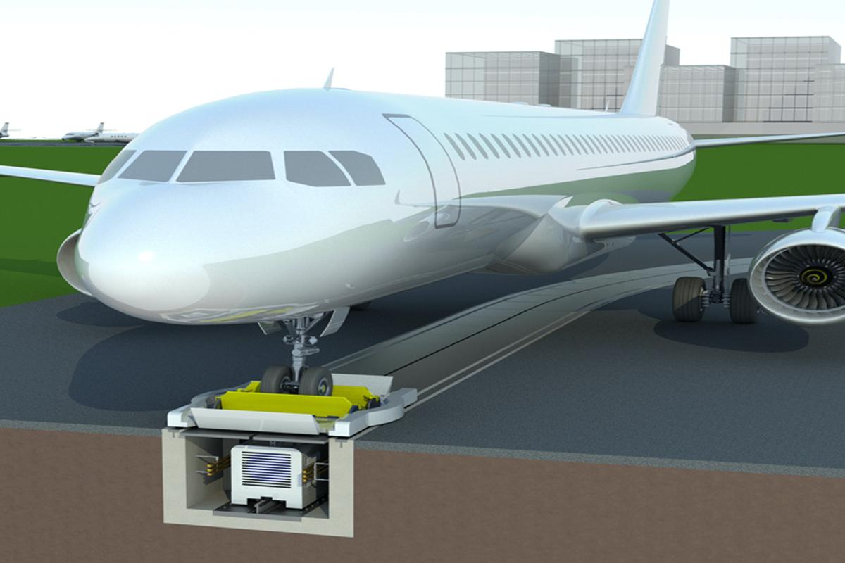 The Aircraft Towing System has been in development for the past 10 years