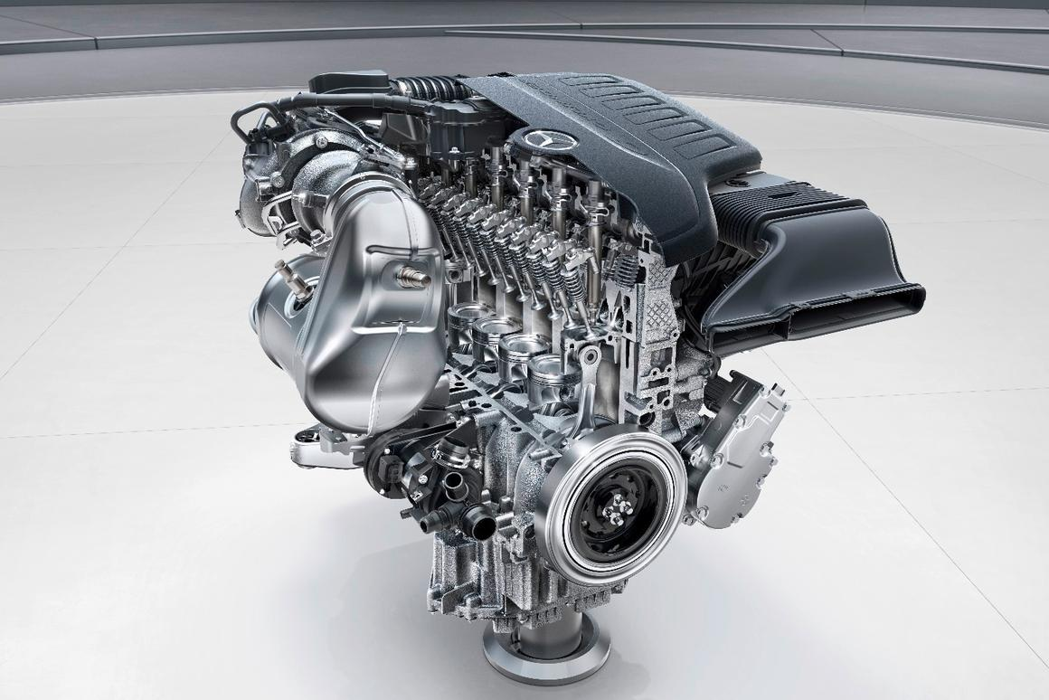 Smarter new engine family to underpin Mercedes of the future
