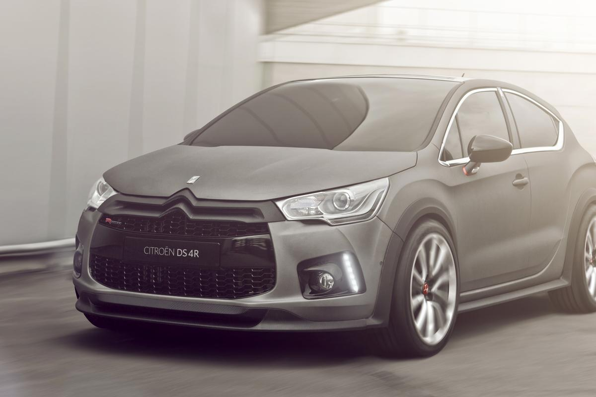 The engine of the DS4R is a 1.6-litre turbo petrol unit producing 256bhp, which calculates to a very impressive 160 bhp per liter.