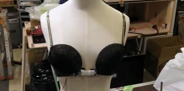 Smart bra only unlocks for true love