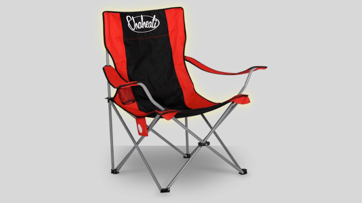 The Chaheati All-Season Heated Camping Chair