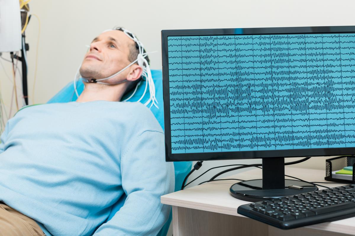The researchers suggest the new EEG diagnostic tool could be available to clinicians within five years