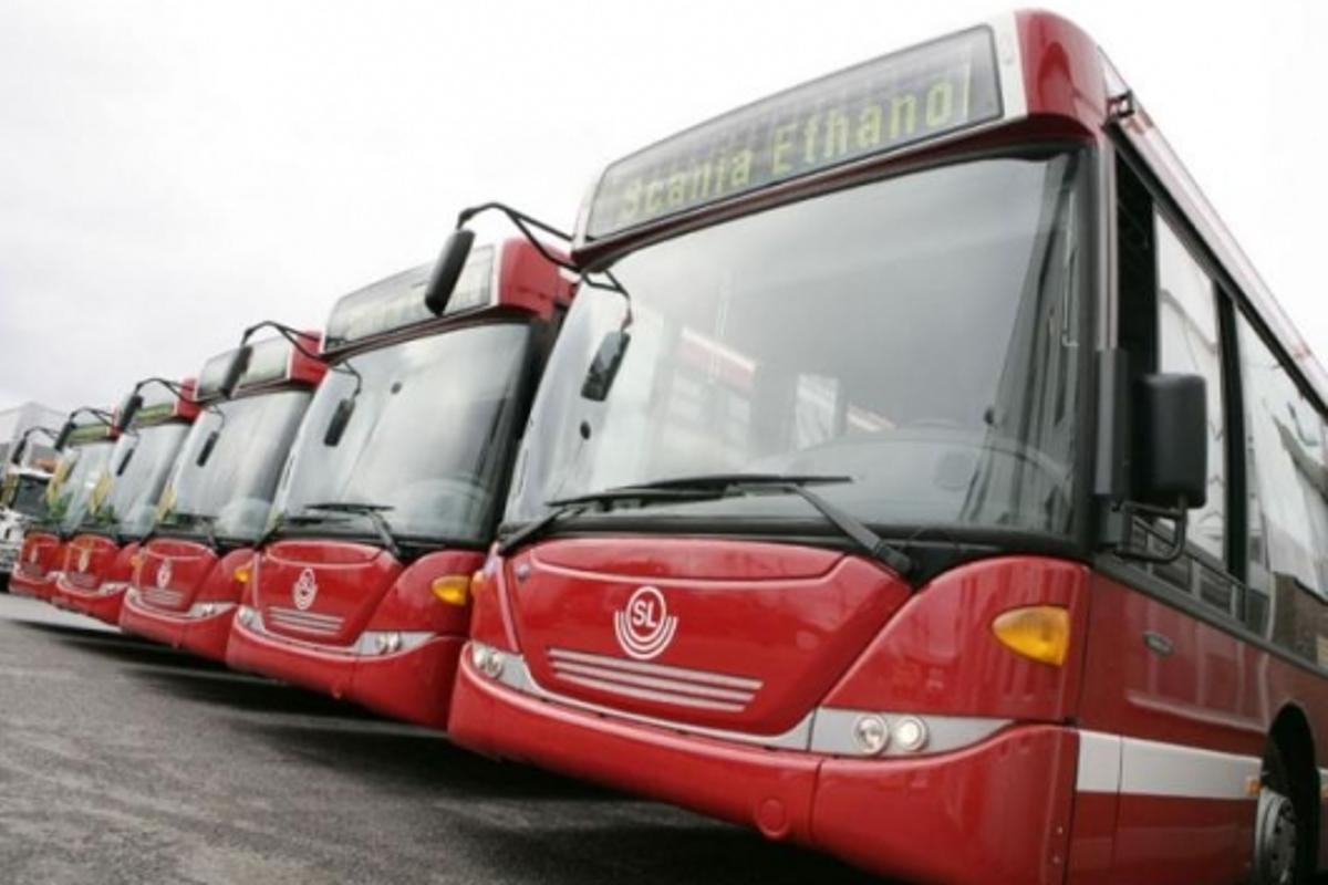 Scania's 3rd generation ethanol buses