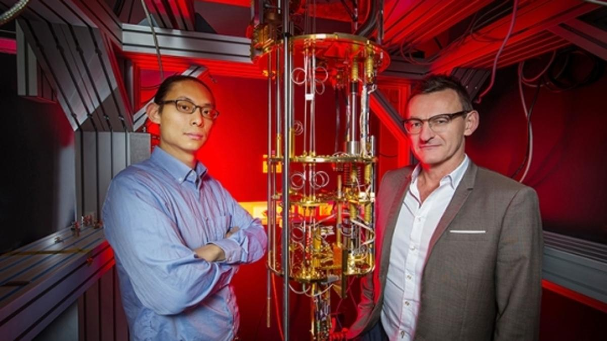 Image of article 'Landmark hot qubit research promises bigger, cheaper quantum computers'