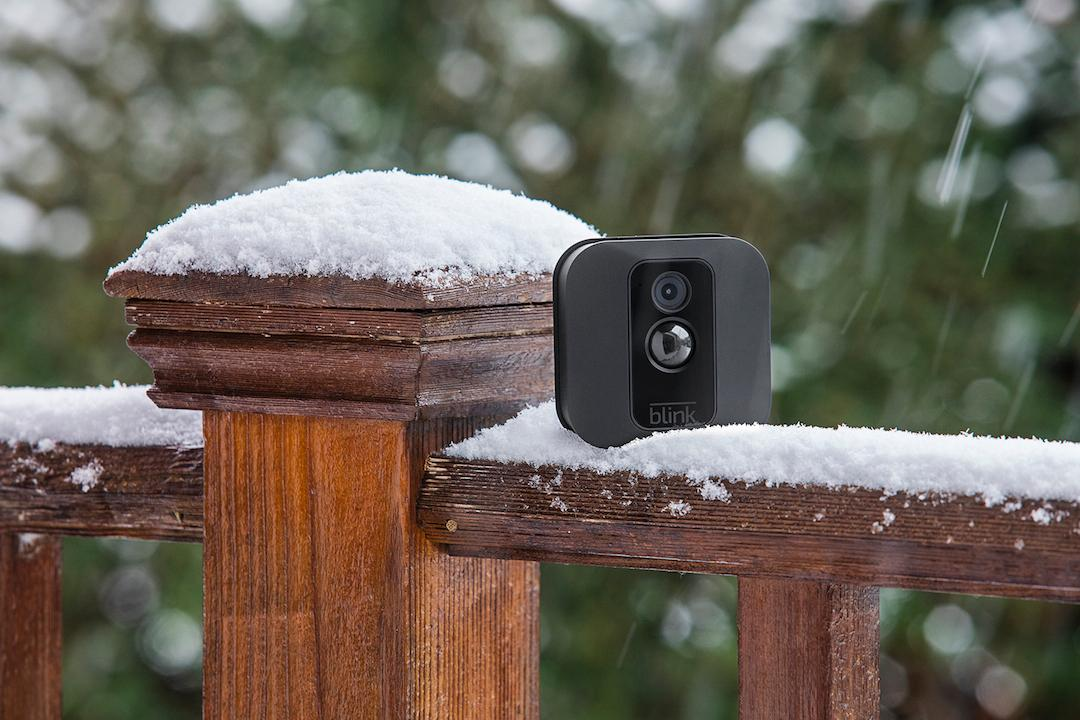 Blink adds outdoor camera and sensors to home security network