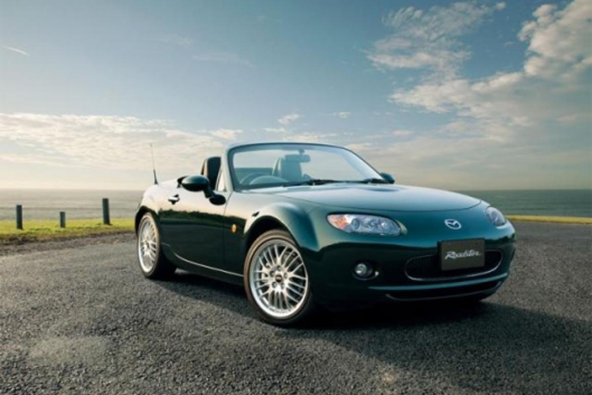 The Mazda Roadster Prestige Edition
