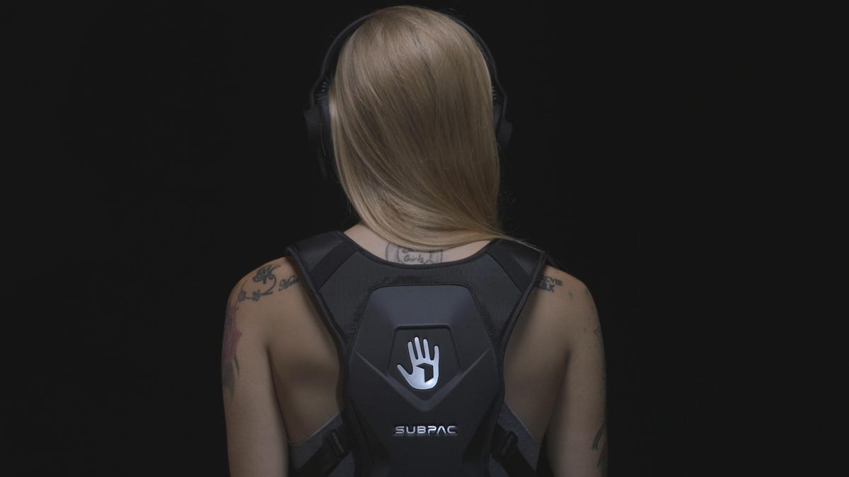 The SubPac M2 has been designed for maximum low end impact