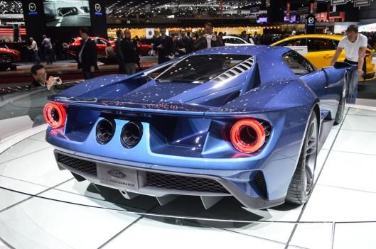 "At around 600-hp, the all-new Ford GT may fall a bit short of ""supercar"" these days, but its racing pedigree, advanced carbon fiber design, and EcoBoost engine make it intriguing enough to include here"