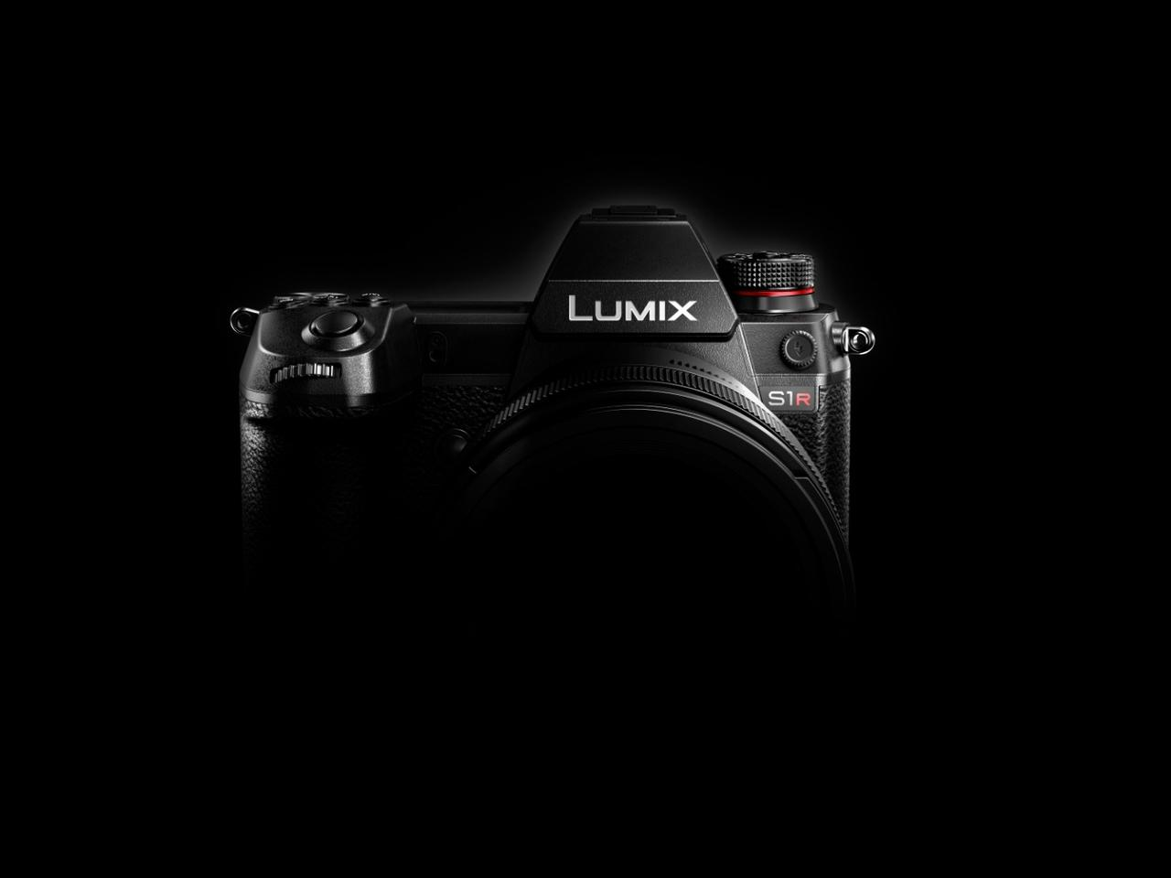 Panasonic is not giving too much away about its upcoming Lumix S full-frame mirrorless cameras