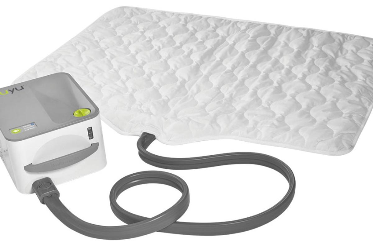 The nuyu Sleep System is designed to complement the body's natural circadian rhythm for more restful sleep