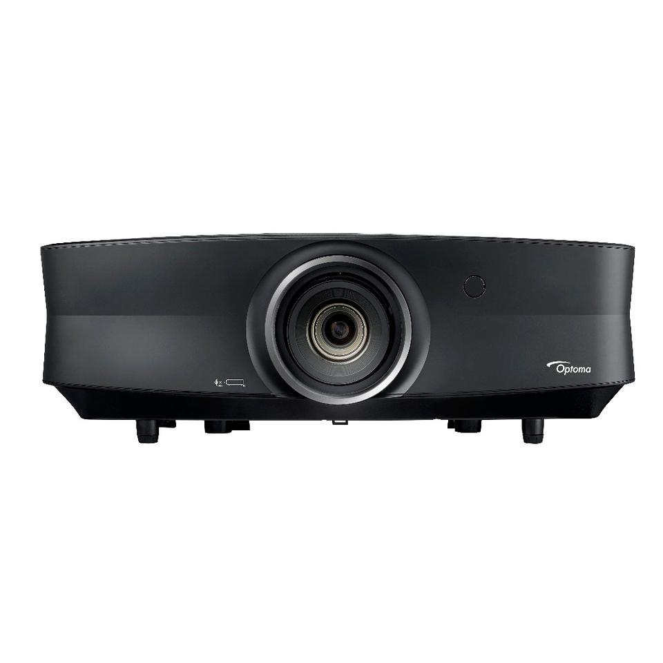 The Optoma UHZ65 has a massive 2,000,000:1 contrast ratio (with Dynamic Black enabled)