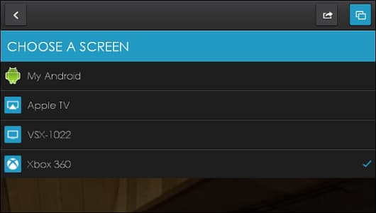 How to stream content from Android devices to a HDTV, sans