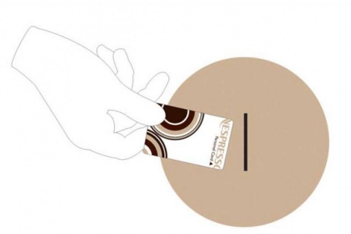 Nespresso InCar coffee machine concept