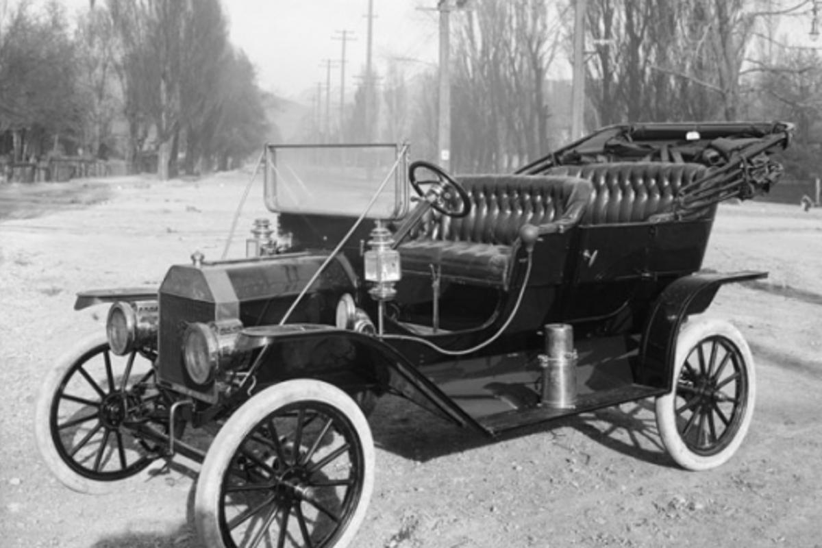 At 25 mpg, an original Model T would still give you better fuel economy that most vehicles on US roads today