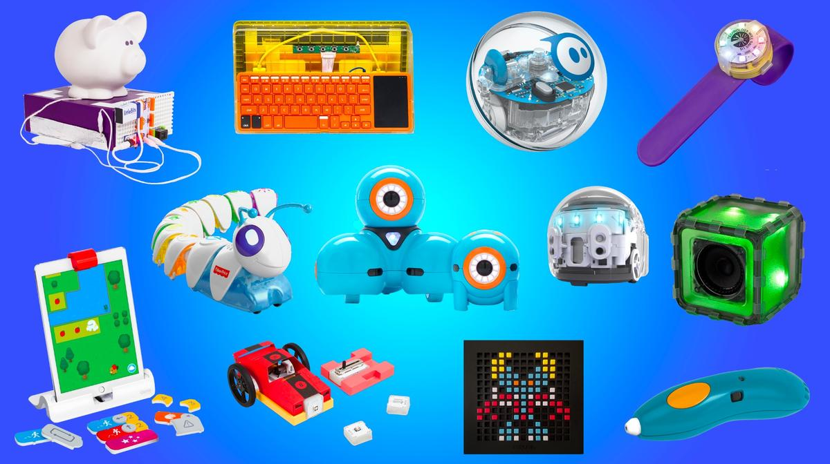 We look at some of the best educational tech toys available in time for the2016 holidays