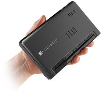 Toshiba's dual touch-screen Libretto W100
